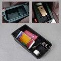 Nova caixa de braço carro caixa de armazenamento de compartimento de moeda titular bandeja para bmw f26 x3 x4 2014-2015
