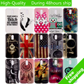For Motorola Moto G4 Moto g4 plus case TPU soft painting styles special phone back cover transparent protect skin shell