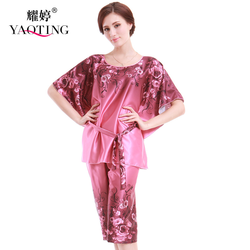 Silky Girls Pajamas Promotion-Shop for Promotional Silky Girls ...