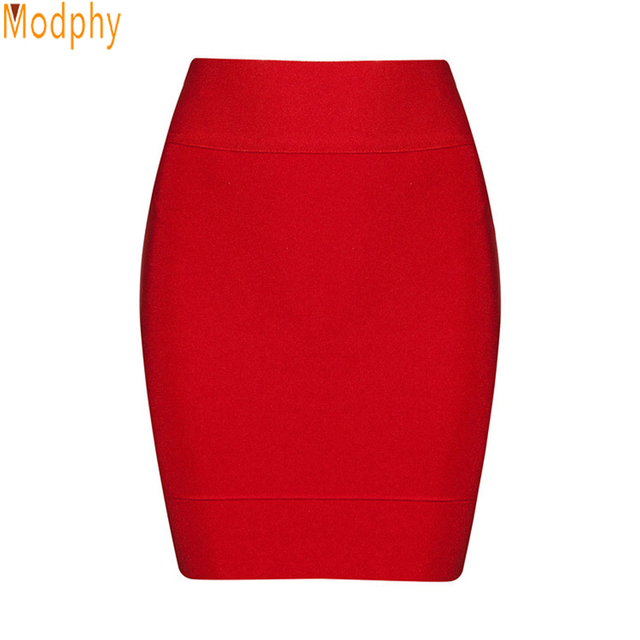 Newest Fashion HL Bandage Women Summer Skirt Mini Pencil Sexy Office Out Wear Brand Quality HL135-1
