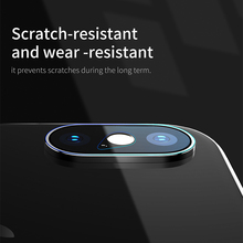Baseus 0.15mm Camera Lens Glass Film for iPhone X/Xs