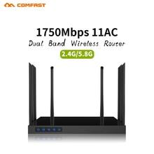 1750Mbps Wireless font b WIFI b font font b Router b font High Power 2 4G