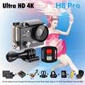 Original Eken H8 PRO Ultra HD action camera 4 K/30fps 1080 p/120fps wi-fi ambarella a12 2.0 ir à prova d' água mini cam pro h8pro yi 2