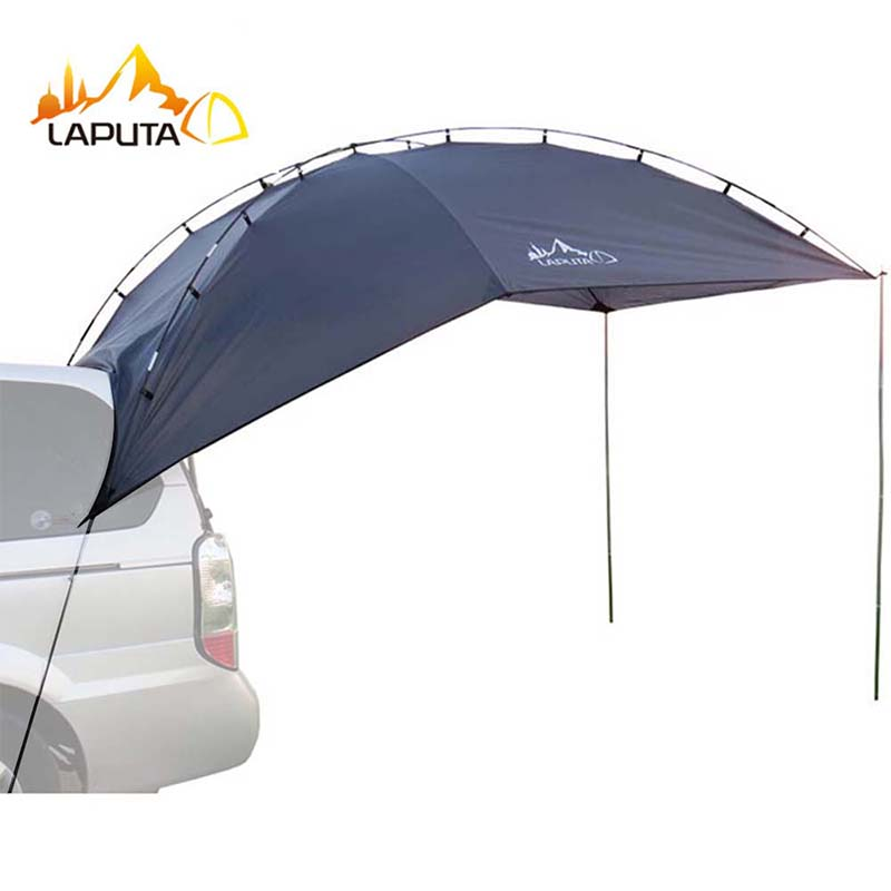 Outdoor Folding Car Tent Camping Waterproof Awning Picnic