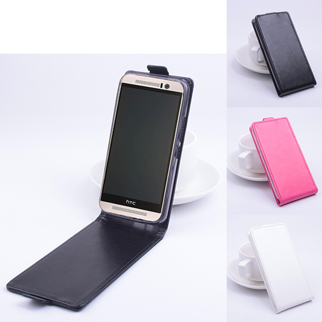 Luxury leather case For HTC One M9 Flip cover housing For HTC One M 9 / OneM9 Mobile Phone cases covers Phone Bags Fundas shell