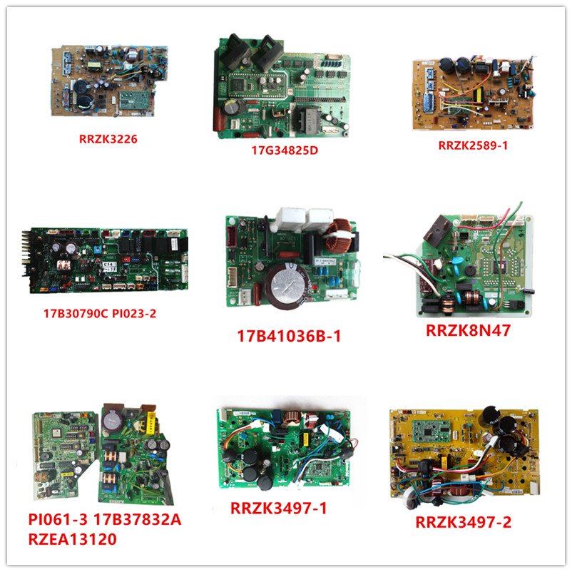 RRZK3226| 17G34825D| RRZK2589-1| 17B30790C PI023-2| 17B41036B-1| RRZK8N47| PI061-3 17B37832A| RZEA13120| RRZK3497-1| RRZK3497-2