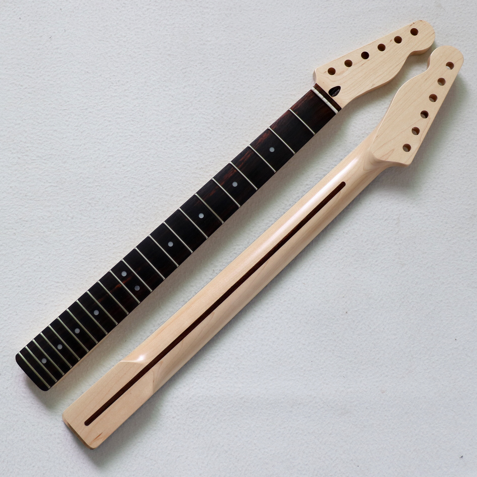 buy sell free shipping 22 fret nitro finished guitar necks canadian maple. Black Bedroom Furniture Sets. Home Design Ideas