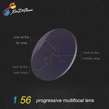 1.56 XINZE Photochromic Myopia