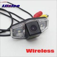 Liislee HD Back Up Reverse Camera Voor Acura CSX RDX ILX ZDX/draadloze Auto Achteruitrijcamera/Nachtzicht/DIY Plug & Play