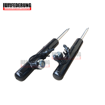 1 par de amortiguadores de suspensión nueva con Sensor frontal, amortiguador de presión de Gas para Audi Q5 A4 8r04130j 8R0413029J