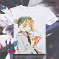 Camisetas kawaii Hentai Anime Japonês Noragami Yato Yukine Cosplay camisas t-shirt Camisa Bonito Dos Desenhos Animados Manga