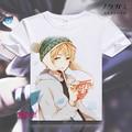 Noragami Hentai T-shirts kawaii Japanese Anime t-shirt Manga Shirt Cute Cartoon Yato Yukine Cosplay shirts