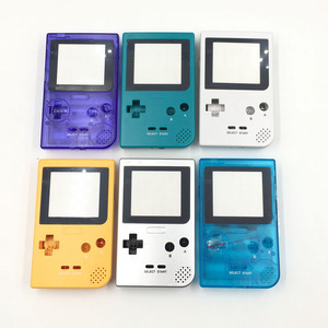 Image 1 - 6SETS Replacement Repair Full Shell Housing Pack Case Cover For Game Boy Pocket GBP