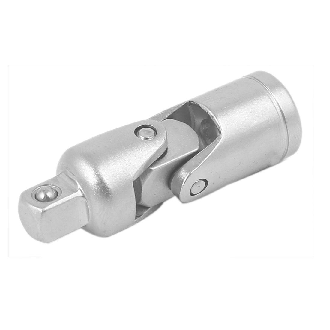 1//4 Inch Drive Universal Joint Chrome-vanadium Steel Silver Tone