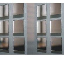 2*2 см квадратная маленькая зеркальная наклейка, DIY ремесло и принадлежности для скрапбукинга Зеркальная Наклейка, 1,0 мм