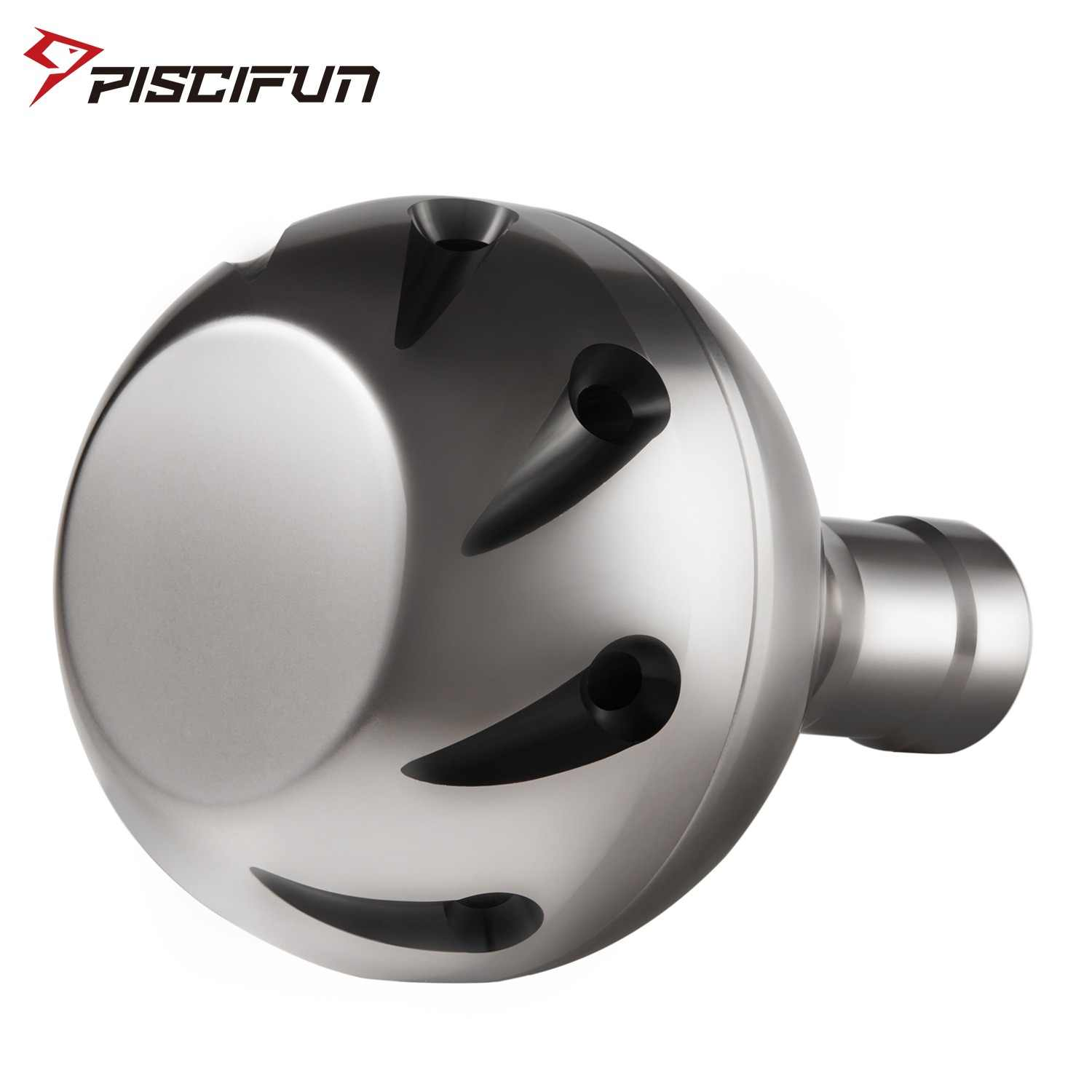 Piscifun 47mm Reel Handle Knob for Shimano B Stella SW Biomaster Saragosa Twinpower SW Power Knob