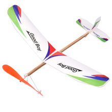 Airplane Rubber bands power planes Hand Launch Throwing Foam Inertial