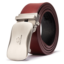 Luxury Automatic Buckle Leather Belt