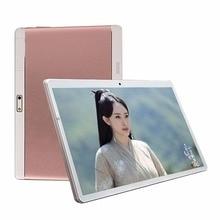 Dongpad 10 дюймов Tablette PC Octa core 4 ГБ Оперативная память 64 ГБ Встроенная память 1920×1200 IPS разблокировать 4 г FDD LTE Android 6.0 GPS таблетки площадку 9 10.1 подарки PC