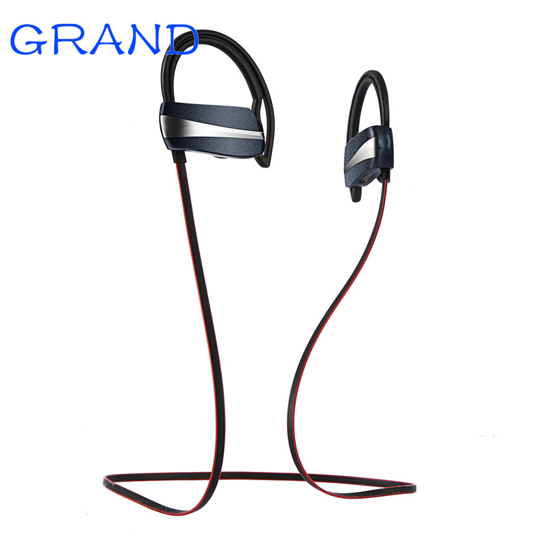 M2 Wireless Sports Bluetooth earphone IPX7 Waterproof HD Stereo headphones Headset Eedbuds for Gym Running Mobile phone GRAND sport wireless headphones for philips phone bluetooth headset gym for philips mobile phone running earphone free shipping