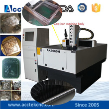 cnc mould machine AKM6060/cnc milling machine for steel