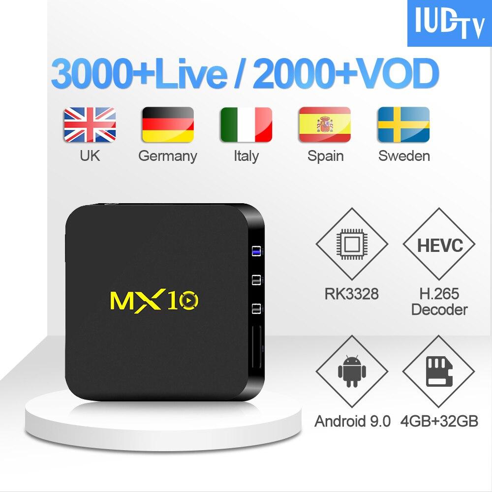 Indien grèce IUDTV IP TV Code MX10 UK suède IPTV abonnement Android TV Box allemagne espagne IPTV italie inde grèce arabe IPTV