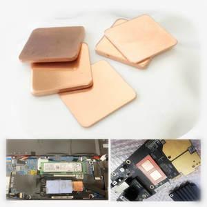 Remache t/érmico Hecho de Cobre Alta conductividad t/érmica AAB Cooling Copper Pad 15x15mm 0,1mm 401W//mK