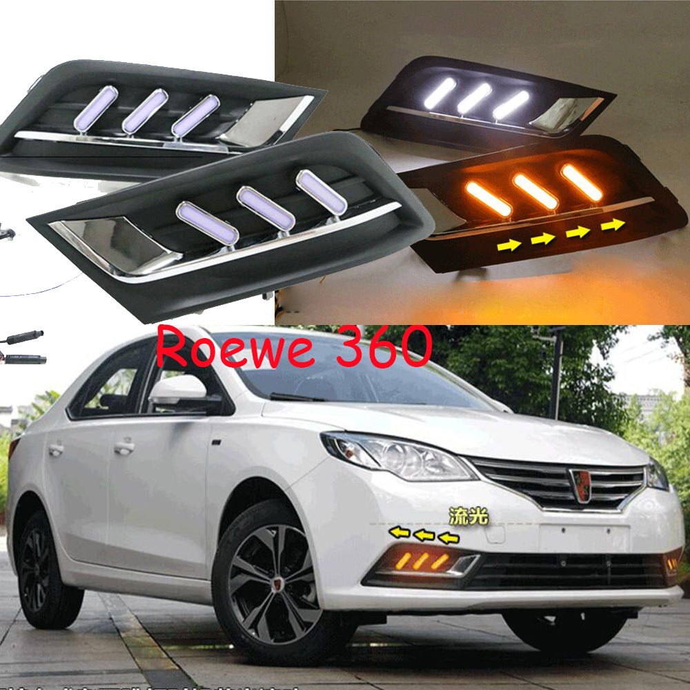 LED,Roewe 360 daytime Light,car styling,360 fog light,car accessories,360 headlight,350 550 W5 950 750;360 taillight roewe headlight 550 2009 2013 fit for lhd and rhd free ship roewe fog light 350 750 950 w5 rx5 roewe 550