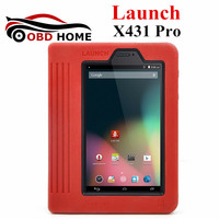 100% Original Launch X431 Pro Full System Car Diagnostic Scanner X 431 Pro WiFi/Bluetooth Free Online Update Fast Shipping