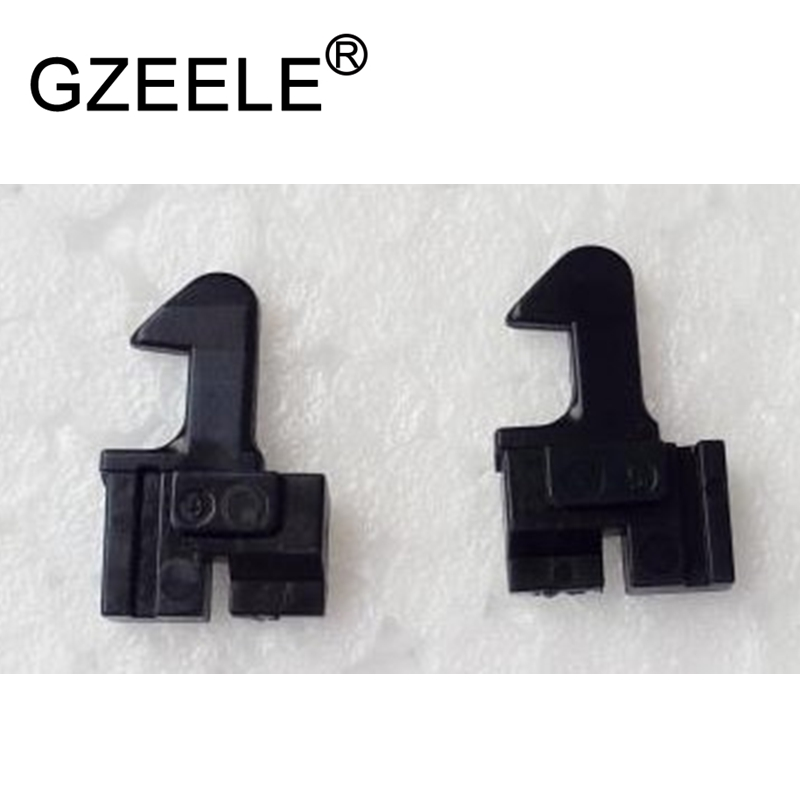 GZEELE New For Lenovo For Thinkpad T420 T420I Top LCD Back Cover Rear Lid Screen Hook Clip Lock LCD Cover Buckles