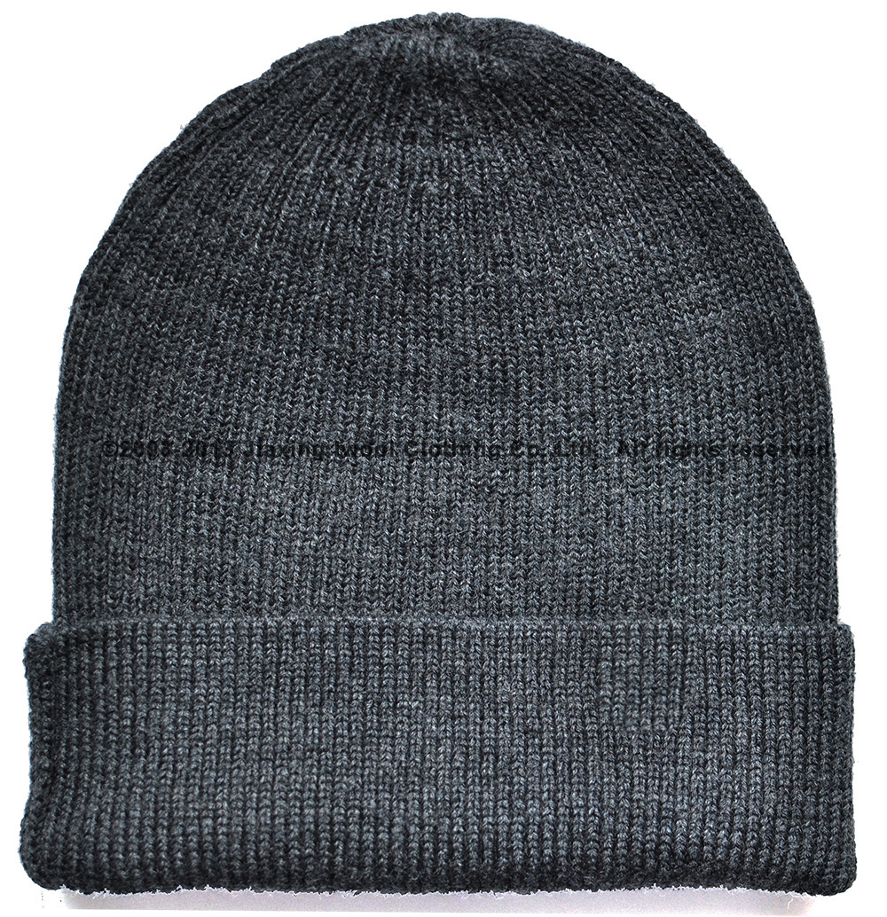 Image 2 - 100% Super Fine merino wool men women unisex Beanie Hat Sports warmer thermal winter outdoors Ribbed Knit Warden TAD Style Cap-in Men's Skullies & Beanies from Apparel Accessories