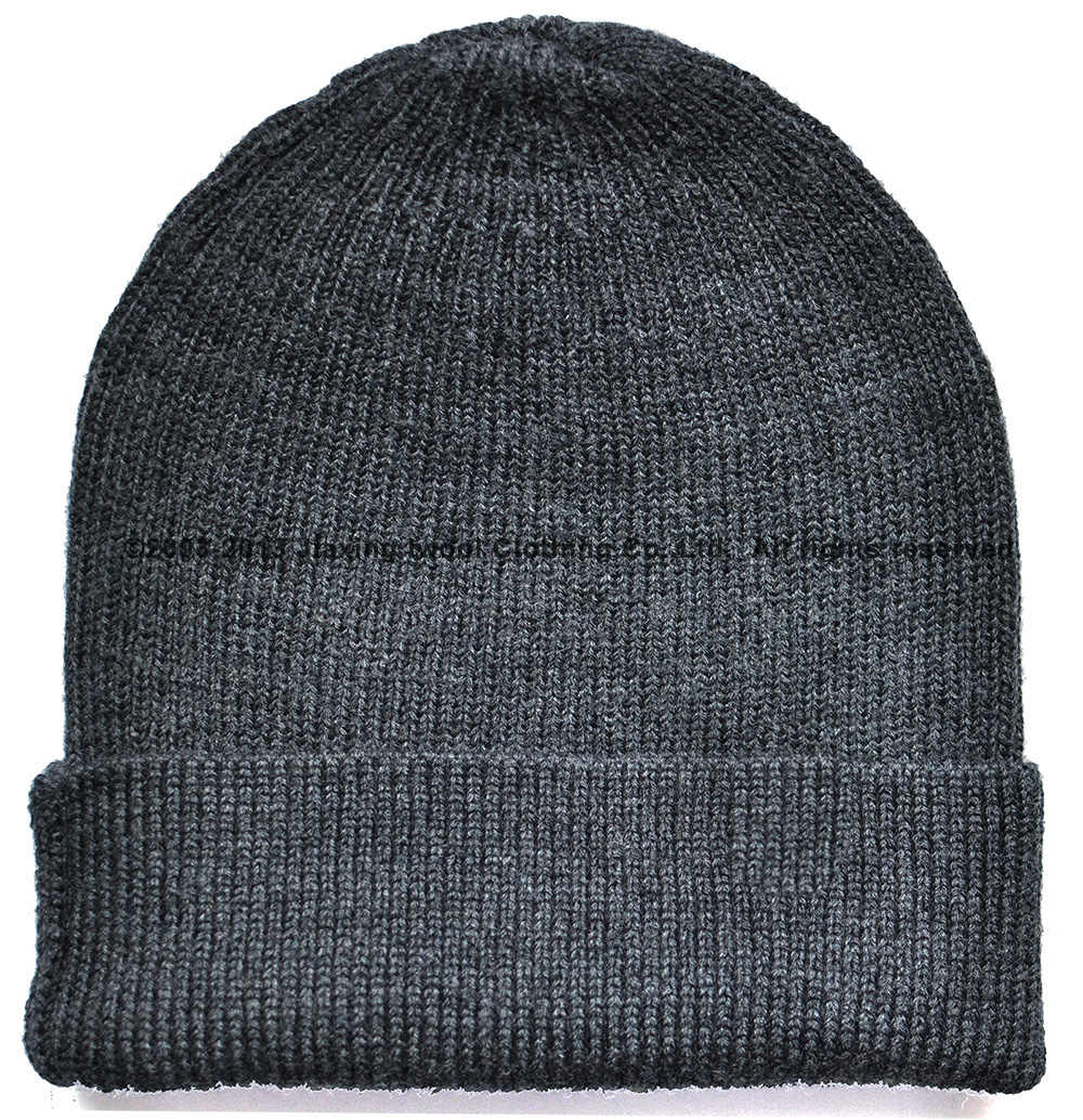 87e1111574f ... 100% Super Fine merino wool men women unisex Beanie Hat Sports warmer  thermal winter outdoors ...