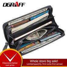 OGRAFF Wallet handbag