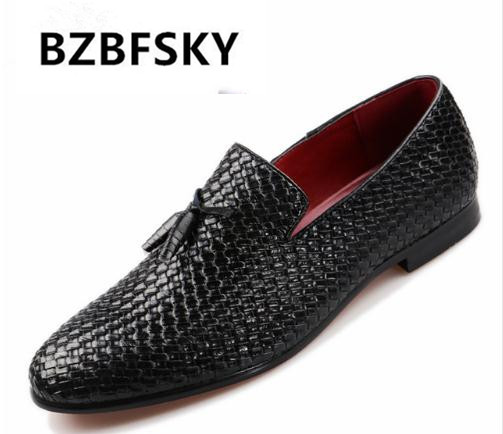 Men shoes genuine leather pigskin loafers casual slip-On shoes big size 37-48 solid black/blue/gray summer shoes zapatillas muyisexi solid genuine leather with 3d flower loafers sneakers flat height increase casual women shoes gray black plus size bs01