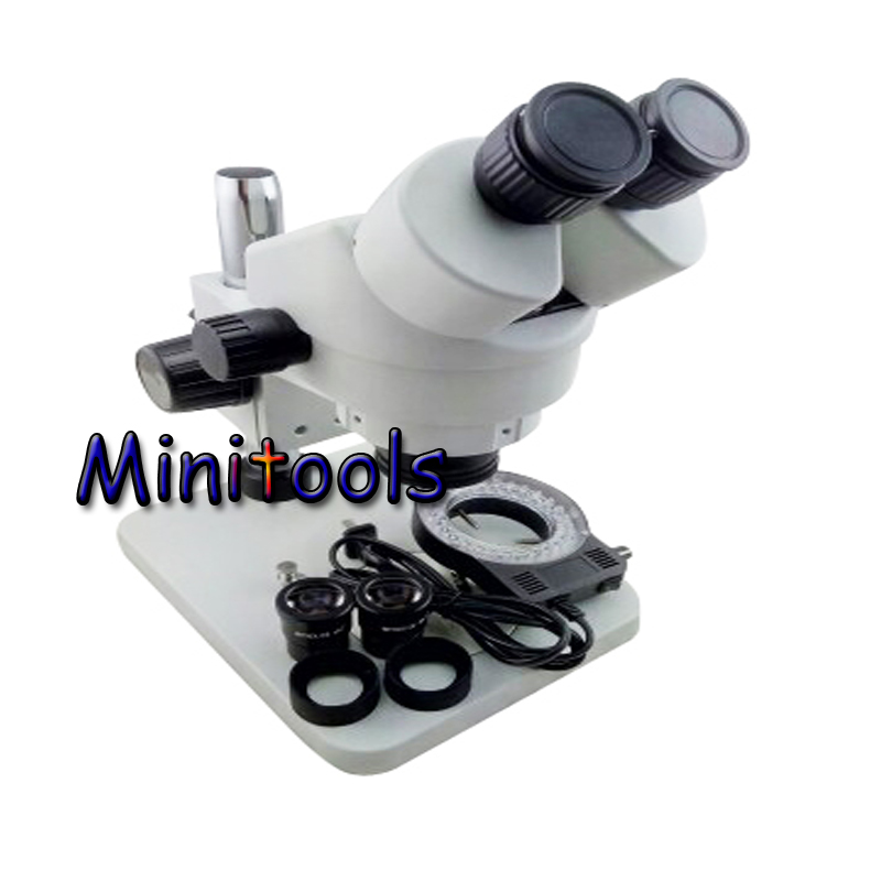 3.5X-90X Binocular Stereo Microscope Optical Zoom +0.5X 2.0X Auxiliary Objective Lens for phone repair PCB Microscope 0 3x auxiliary objective lens for zoom stereo microscope thread 48mm for binocular trinocular microscope working above 30cm