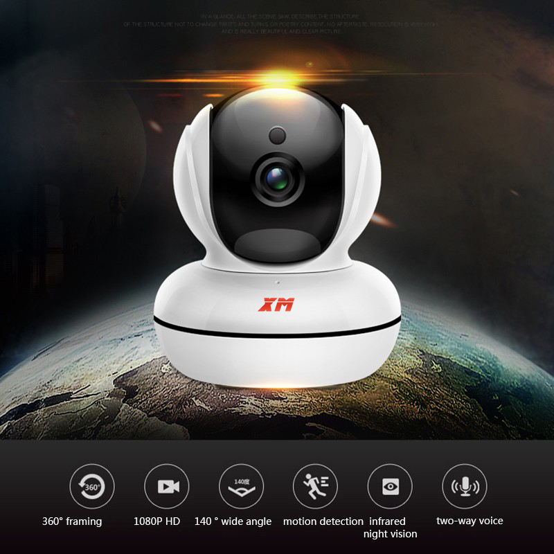 Mini Camera 720P HD Video Monitor IP Wireless Network Surveillance Security Night Vision Alert Motion Detection WiFi Outdoor цена
