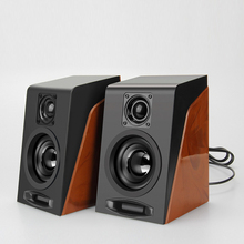 KAILUODA New Creative MiNi Subwoofer Restoring Ancient Ways Desktop Small Computer PC Speakers With USB 2.0 & 3.5mm Interface