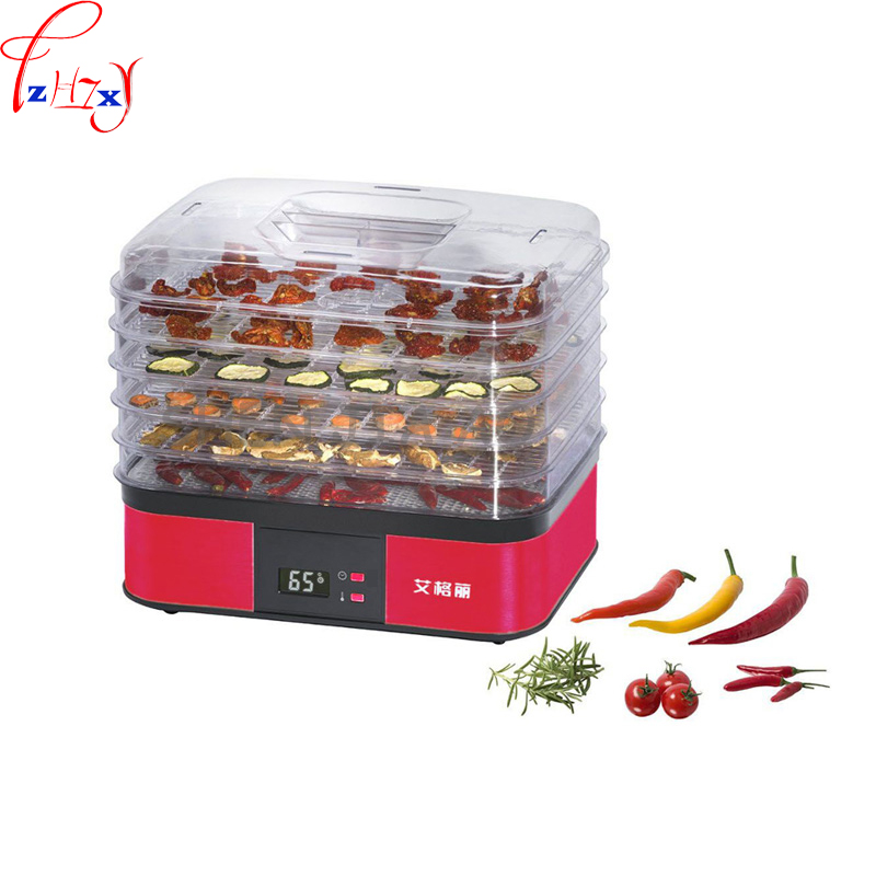 1PC 220V 250W home 5 layers of fruit and vegetable dehydration machine air dryer drying dried fruit machine food dryer free shipping home food fruit dryer fruit and vegetable pet meat air dried dehydration machine commercial 15 layers dehydrator