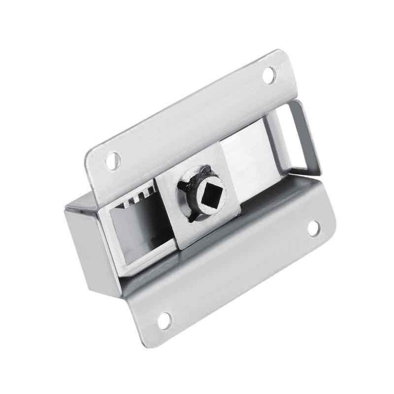 ห้องน้ำห้องน้ำห้องน้ำความเป็นส่วนตัว Bolt ประตูล็อคว่างเปล่า Engaged ตัวบ่งชี้และสกรู 201 สแตนเลสสตีลเงินสี