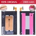 Allparts bn07100 2300 mah li-ion embutida bateria do telefone móvel para htc one m7 802d 802 w 801n substituição de peças