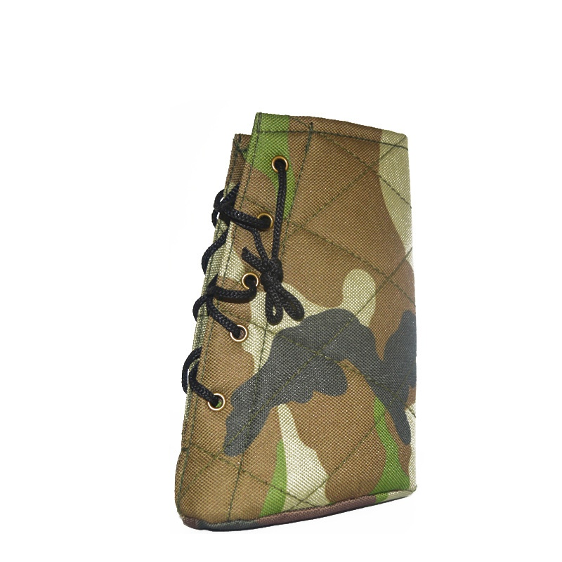 Image 4 - New Arrival Outdoor Tactical Buffer Suitable For Varieties of Shoting Butts Hunting Rifle Oxford Cloth Protective Cover im-in Holsters from Sports & Entertainment
