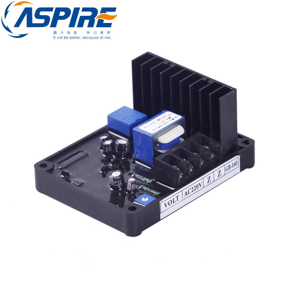 Free Shipping+ GB160 ST brush diesel generator voltage regulator.parts for generatorFree Shipping+ GB160 ST brush diesel generator voltage regulator.parts for generator