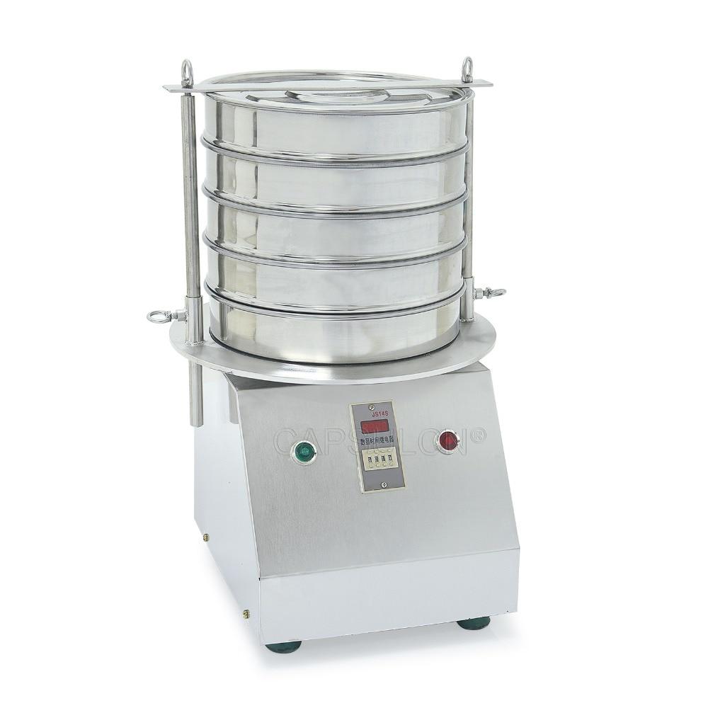 все цены на CapsulCN, SY-300 1-5layers Powder Liquid Vibrating Sieve Machine, Laboratory Shaker/ Powder Sifting Machine / Vibrating Screen онлайн