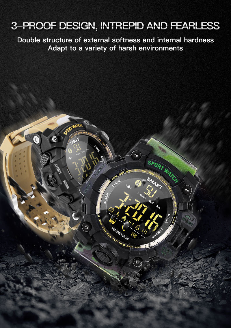 Smartwatch Multifunction Waterproof Smart Watch Men (20)