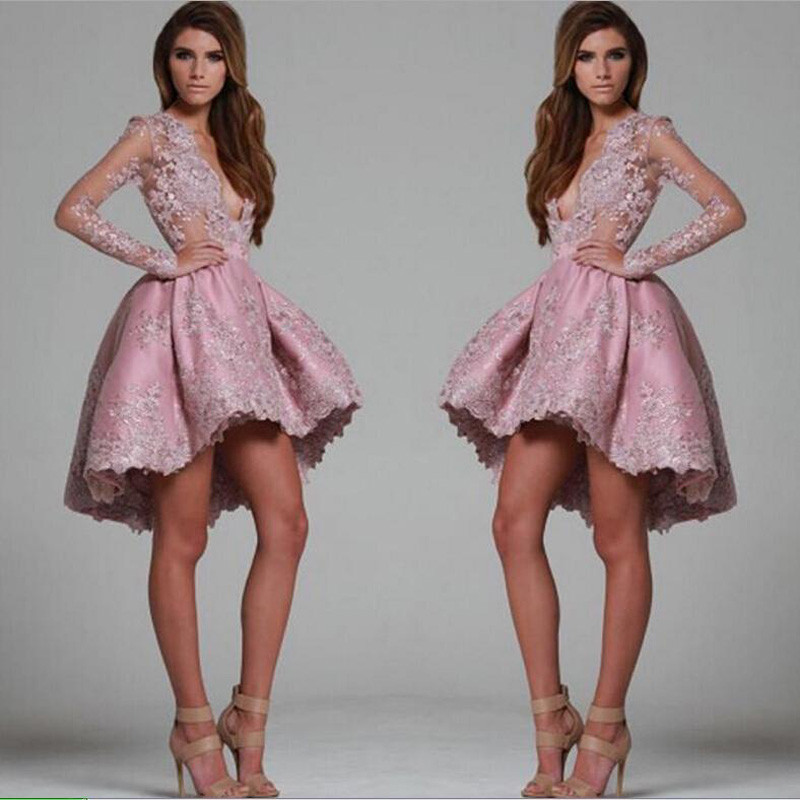 Popular Puffy Cocktail Dresses-Buy Cheap Puffy Cocktail Dresses ...