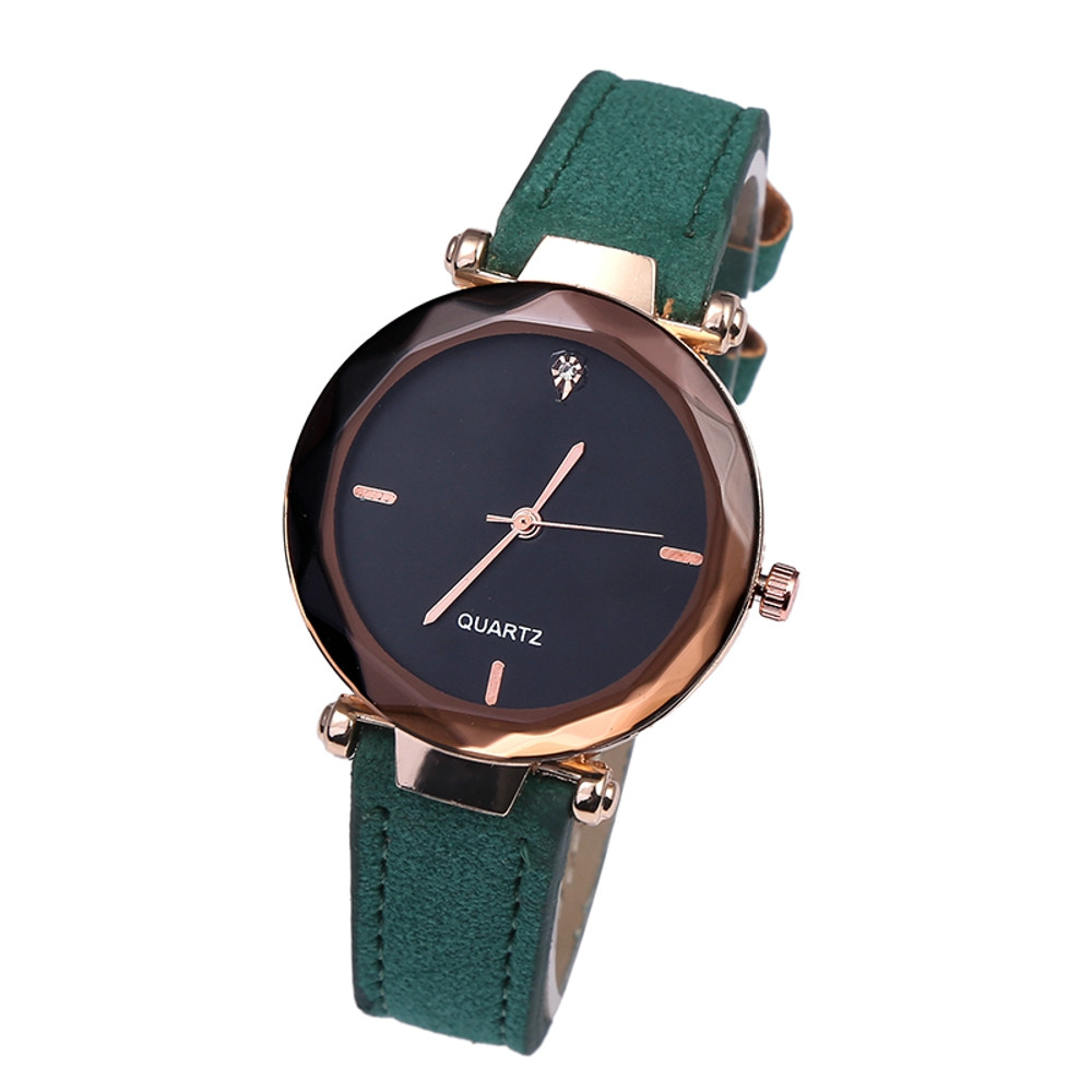 Hot leather belt ladies watch Women top brand luxury rhinestone leisure clock female watch Relogio Feminino gift reloj mujer #WHot leather belt ladies watch Women top brand luxury rhinestone leisure clock female watch Relogio Feminino gift reloj mujer #W