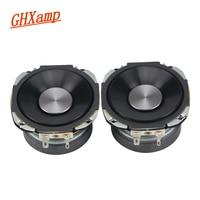 GHXAMP 1Pairs 68MM 4 OHM 25W Full Range Speaker Car Mediant Speaker Home Theater Audio LoudSpeakers
