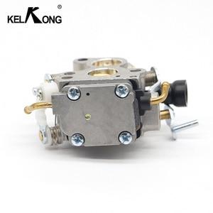 Image 5 - مكربن كهربي من KELKONG لـ Husqvarna 435 435e 440 440e مناسب لـ junsared CS410 CS2240 مشذب المنشار #506450501 D20 يحل محل الكربوهيدرات