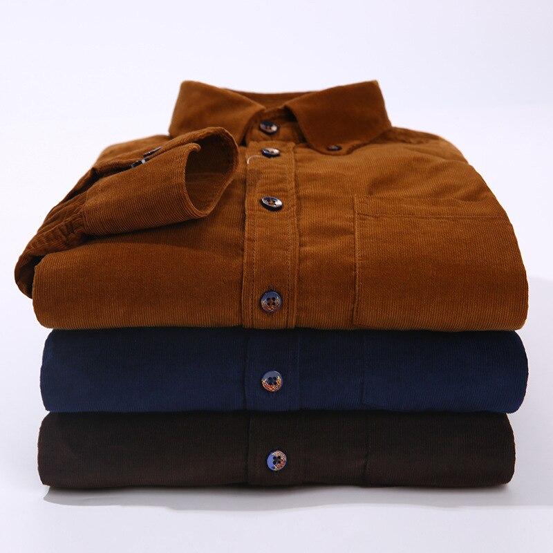 Langmeng 2018 ब्रांड गर्म 100% कपास - पुरुषों के कपड़े