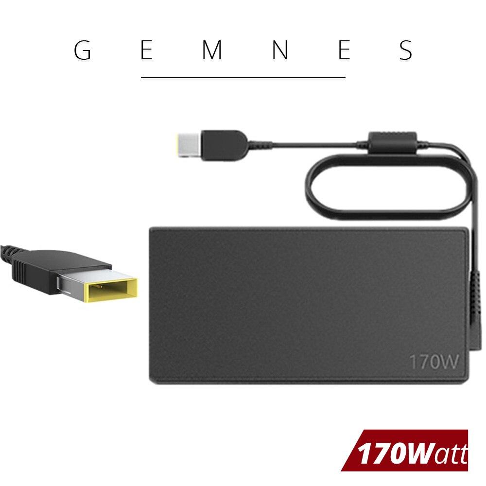 Новый оригинальный адаптер питания 170 Вт переменного тока для Lenovo Legion Y720-15 Y7000P P50 P51 P70 P71 W540 W541 зарядное устройство для ноутбука 45N0514 20V 8.5A
